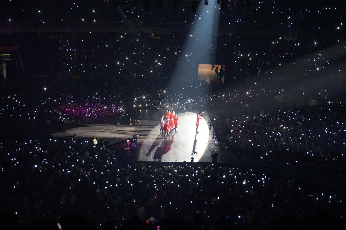 Concierto de BTS en Chile: testimonio de una no-fan