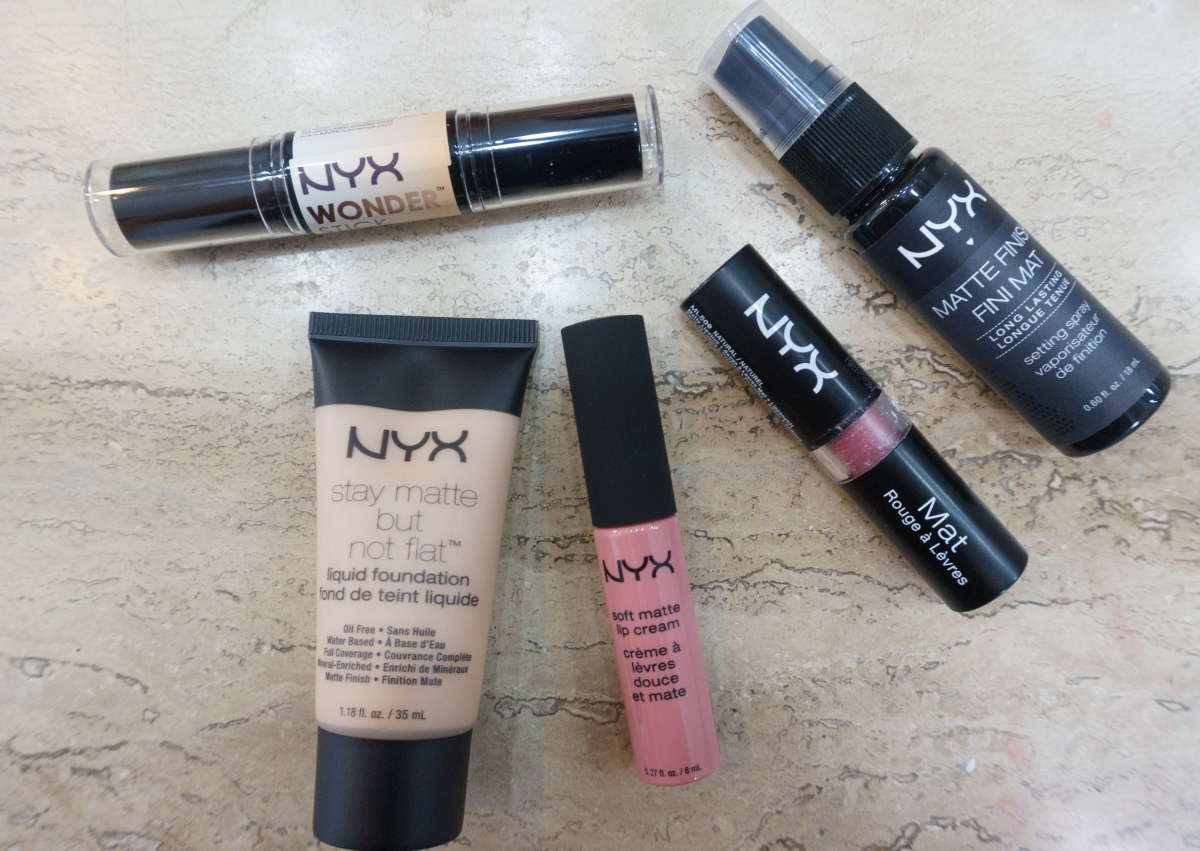 Reseña: 5 de los mejores productos de NYX...según Pinterest...