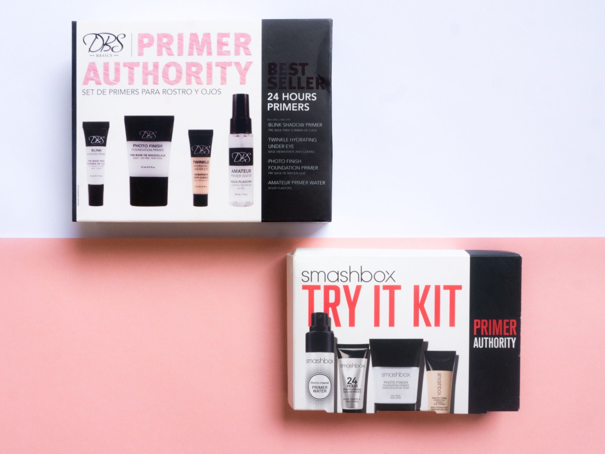 Primer Authority: Smashbox vs DBS ¿Dupe o no?