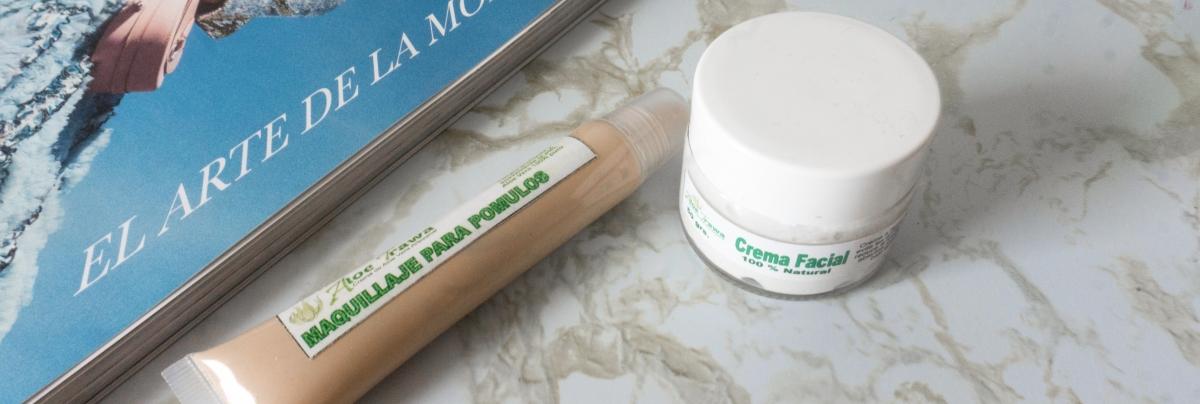 De cuando fui a comprar anticuchos y terminé comprando crema: Reseña de la crema de cara y de ojos Aloe Trawa