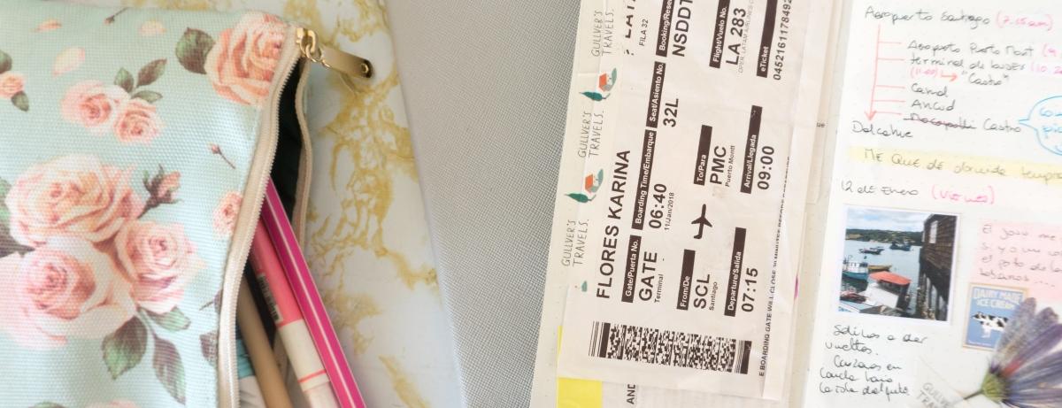 Mi primer Travel Journal: Qué es y cómo hacer un Diario de viaje
